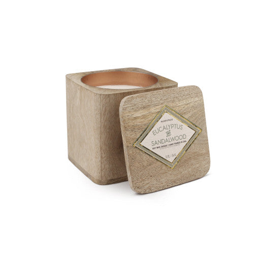 Woods Candle: Eucalyptus & Sandalwood