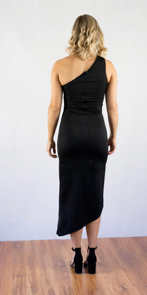 After Midnight Dress Black - Size 8