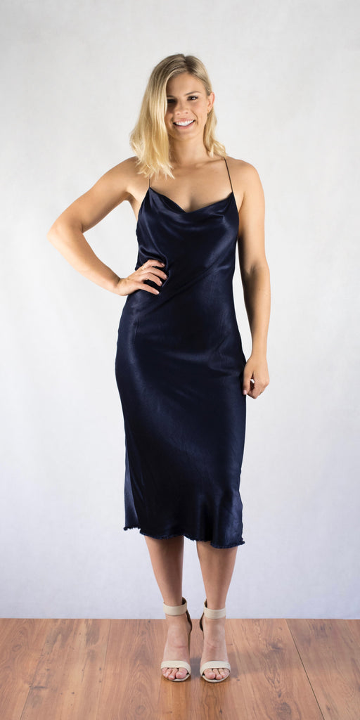 Sirens Midi Dress - Size 10