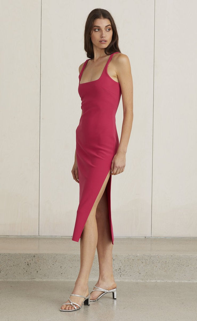 Valentine Midi Dress - Size 8