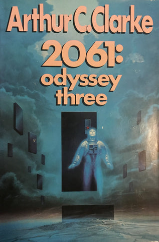 2061 Odyssey Three by Arthur C. Clarke -- Hardcover