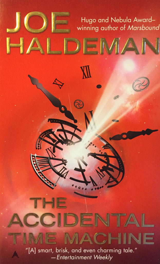 Accidental Time Machine, The by Joe Haldeman -- Paperback