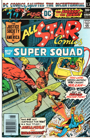All Star Comics #61 with the Super Squad