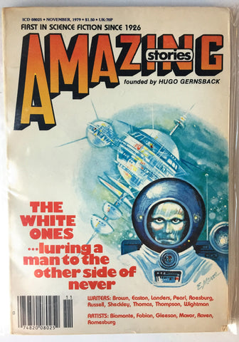 Amazing Stories (November 1979) -- Paperbak