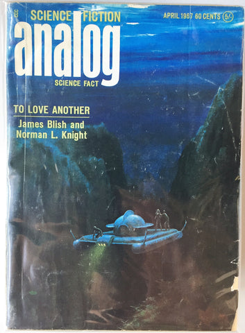 Analog Science Fiction--Science Fact (April 1967)