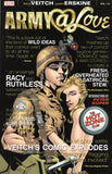 Army @ Love Hot Zone Club Vol 1.0 by Rick Veitch and Gary Erskine