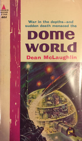 Dome World by Dean McLaughlin -- Paperback