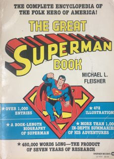 Great Superman Book, The by Michael L. Fleisher