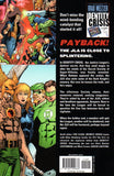 JLA: Crisis of Conscience by Geoff Johns and Chris Batista Back