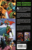 JLA: Trial by Fire by Joe Kelly, Doug Mahnke, and Tom Nugyen Back