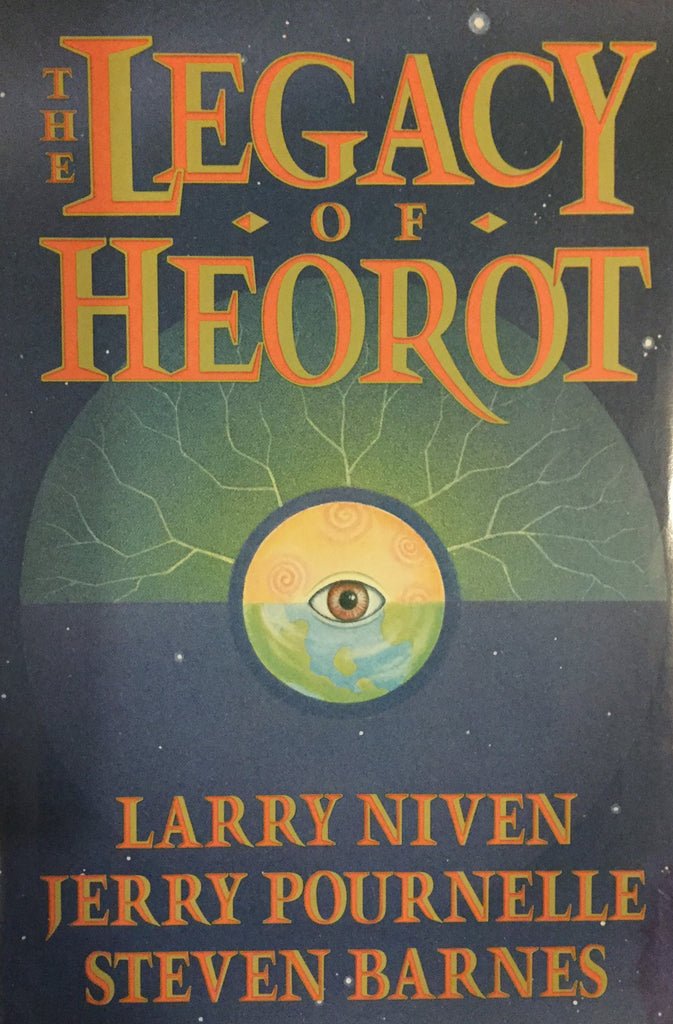 Legacy of Heorot, The by Larry Niven, Jerry Pournelle, and Steven Barnes -- Hardcover