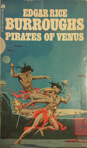 Pirates of Venus by Edgar Rice Burroughs -- Paperback