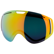 DYE Snow CLK Lens | Smoke Northern Lights Polarized