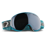 DYE Snow CLK Goggle | Aqua Grey Polarized