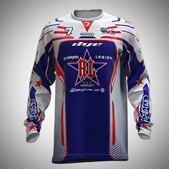 Russian Legion -Away Jersey 2019 (Предзаказ)