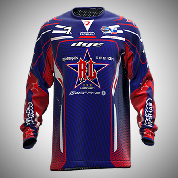 Russian Legion -Home Jersey 2019 (Предзаказ)