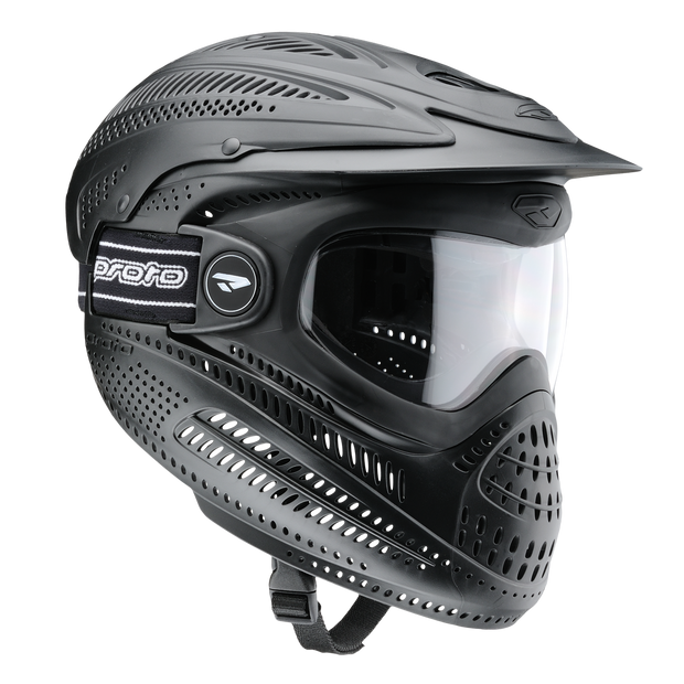 Goggle Full Cover Rental - Black