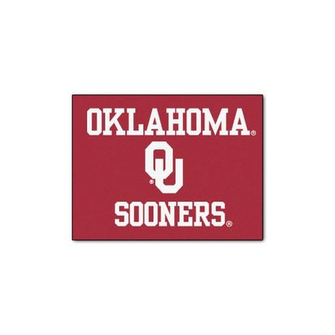 "Oklahoma Sooners NCAA ""All-Star"" Floor Mat (34""x45"")"