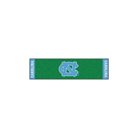 "North Carolina Tar Heels NCAA Putting Green Runner (18""x72"")"