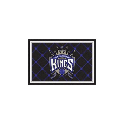 "Sacramento Kings NBA 5x8 Rug (60""x92"")"