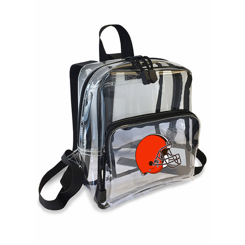 "Cleveland Cavaliers NBA ""X-Ray"" Stadium Friendly Clear Mini-Backpack"