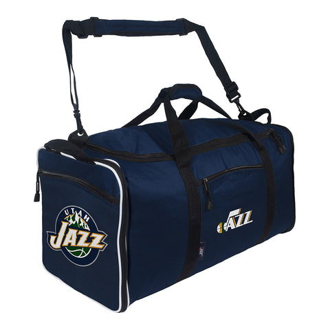 "Utah Jazz NBA ""Steal"" Duffel (Navy)"