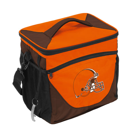 Cleveland Browns NFL  24-Pack Cooler
