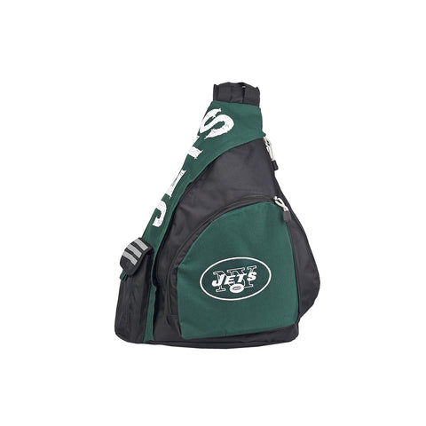"New York Jets NFL ""Leadoff"" Sling (Green/Black)"
