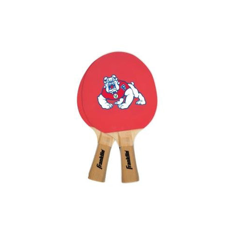 Fresno State Bulldogs NCAA Tennis Paddle (2 Paddles)