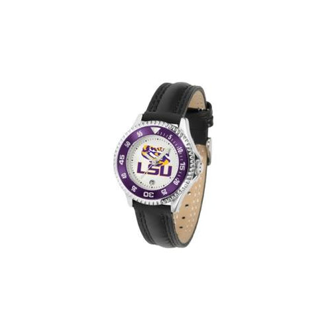 "LSU Tigers NCAA ""Competitor"" Women's Watch"