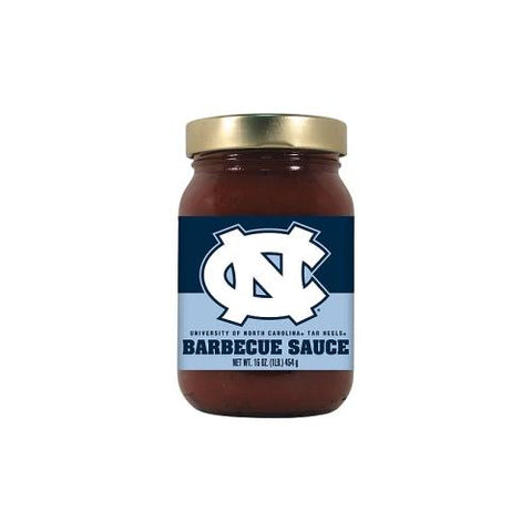 North Carolina Tar Heels NCAA Barbecue Sauce - 16oz