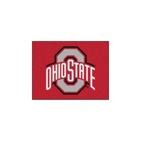 "Ohio State Buckeyes NCAA ""All-Star"" Floor Mat (34""x45"")"