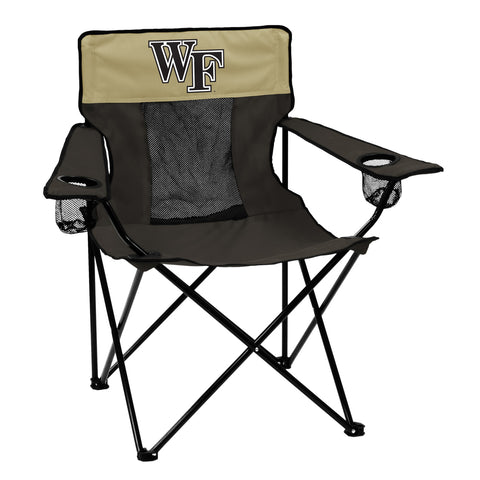 Wake Forest Demon Deacons NCAA Elite Chair