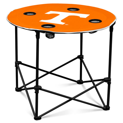 Tennessee Volunteers NCAA Round Table (30in)
