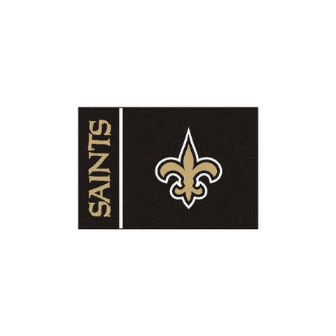 "New Orleans Saints NFL ""Starter"" Uniform Inspired Floor Mat (20""x30"")"