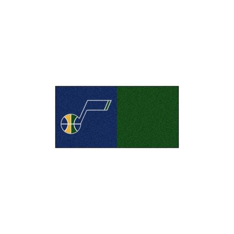 "Utah Jazz NBA Carpet Tiles (18""x18"" tiles)"