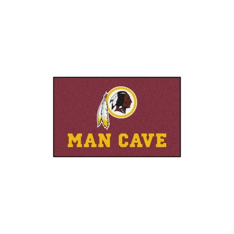 "Washington Redskins NFL Man Cave ""Ulti-Mat"" Floor Mat (60in x 96in)"