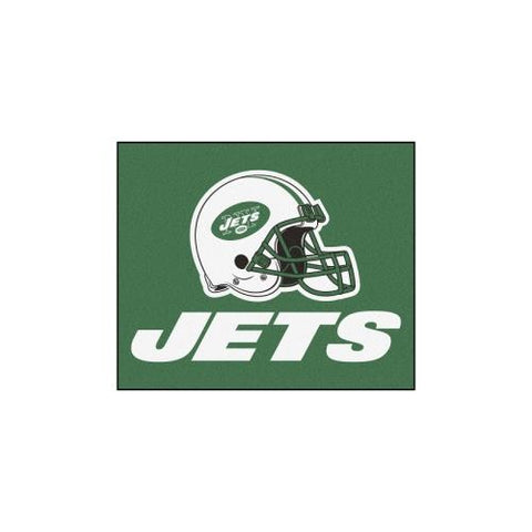 "New York Jets NFL ""Tailgater"" Floor Mat (5'x6')"