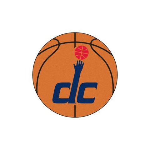 "Washington Wizards NBA Basketball Mat (29"" diameter)"