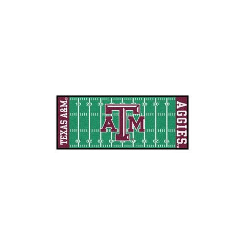 "Texas A&M Aggies NCAA Floor Runner (29.5""x72"")"