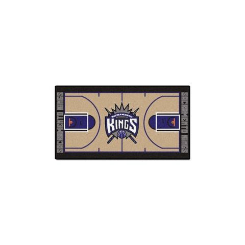 Sacramento Kings NBA 2x4 Court Runner (24x44)