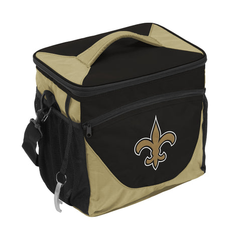 New Orleans Saints NFL  24-Pack Cooler
