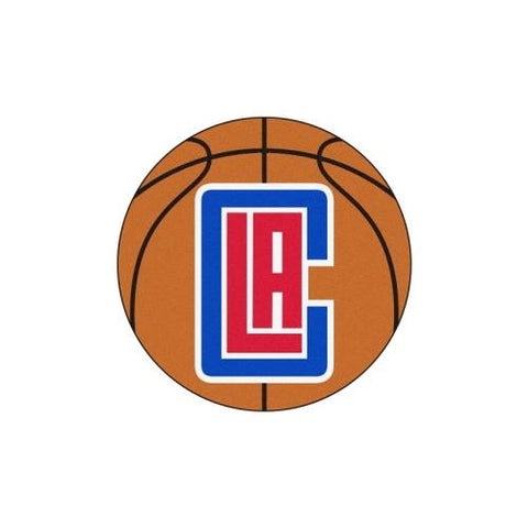 "Los Angeles Clippers NBA Basketball Mat (29"" diameter)"