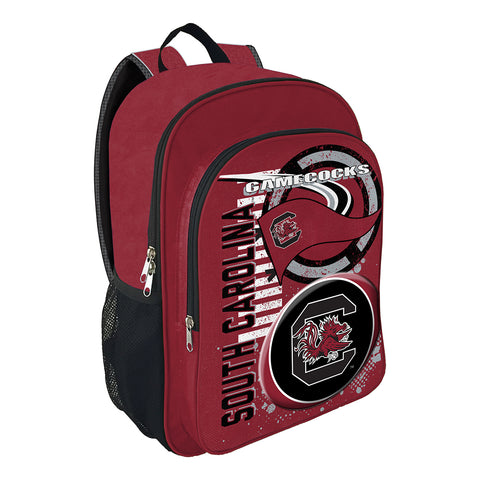 "South Carolina Gamecocks NCAA ""Accelerator"" Backpack (Red)"