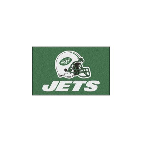 "New York Jets NFL ""Ulti-Mat"" Floor Mat (5x8')"