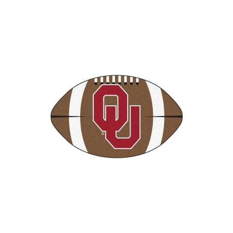 "Oklahoma Sooners NCAA ""Football"" Floor Mat (22""x35"")"