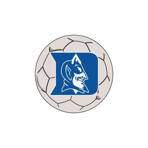 "Duke Blue Devils NCAA ""Soccer Ball"" Round Floor Mat (29"")"