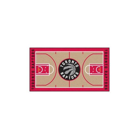 Toronto Raptors NBA 2x4 Court Runner (24x44)