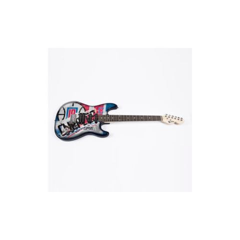 "Los Angeles Clippers NBA ""NorthEnder"" Electric Guitar"