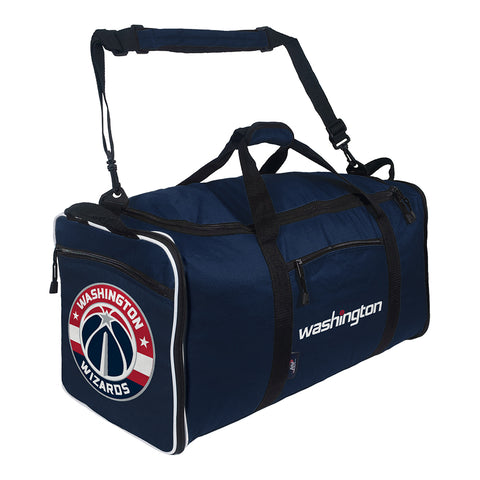 "Washington Wizards NBA ""Steal"" Duffel (Navy)"